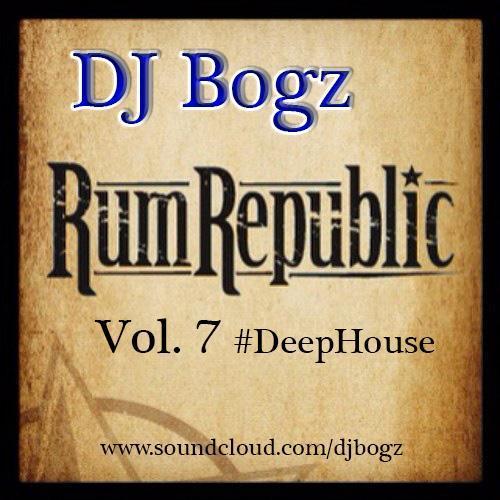 Rum Republic Vol. 7 #DeepHouse
