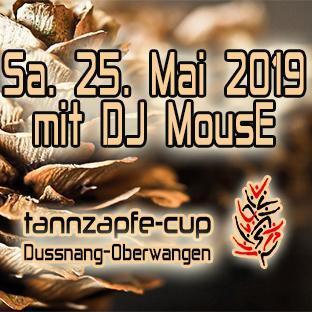 Tannzapfecup - 25.05.2019