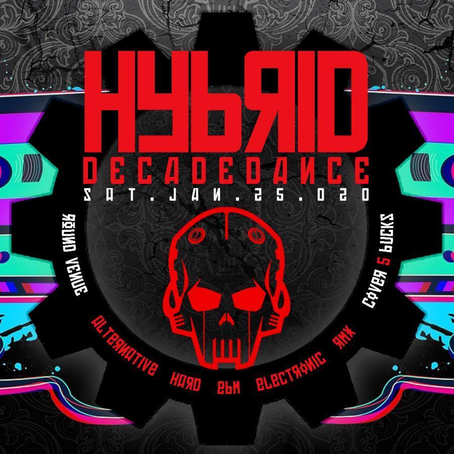 HYBRID // Decadedance