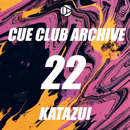Cue Club Archive #22