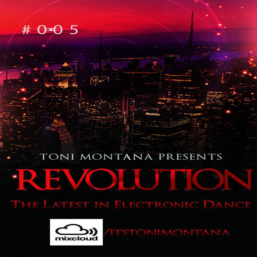 Revolution Podcast #005