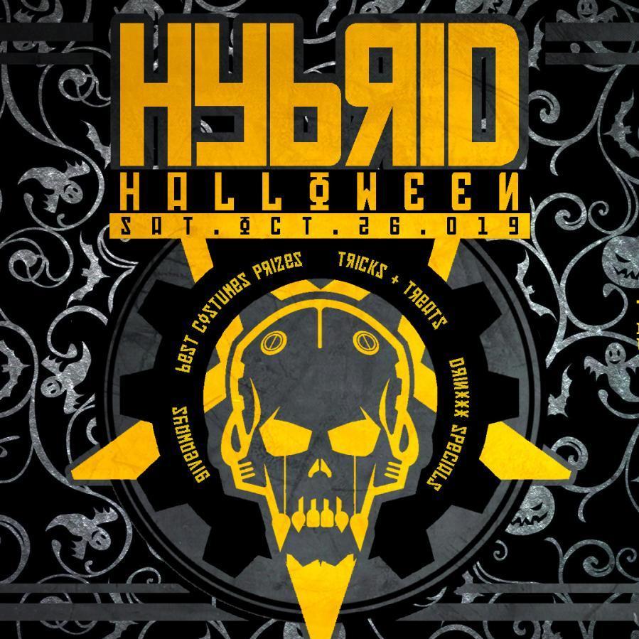 HYBRID // Halloween 2019