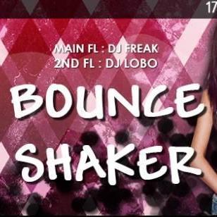 Układ Club Oświęcim PL -  Bounce Shaker 17.01.2015