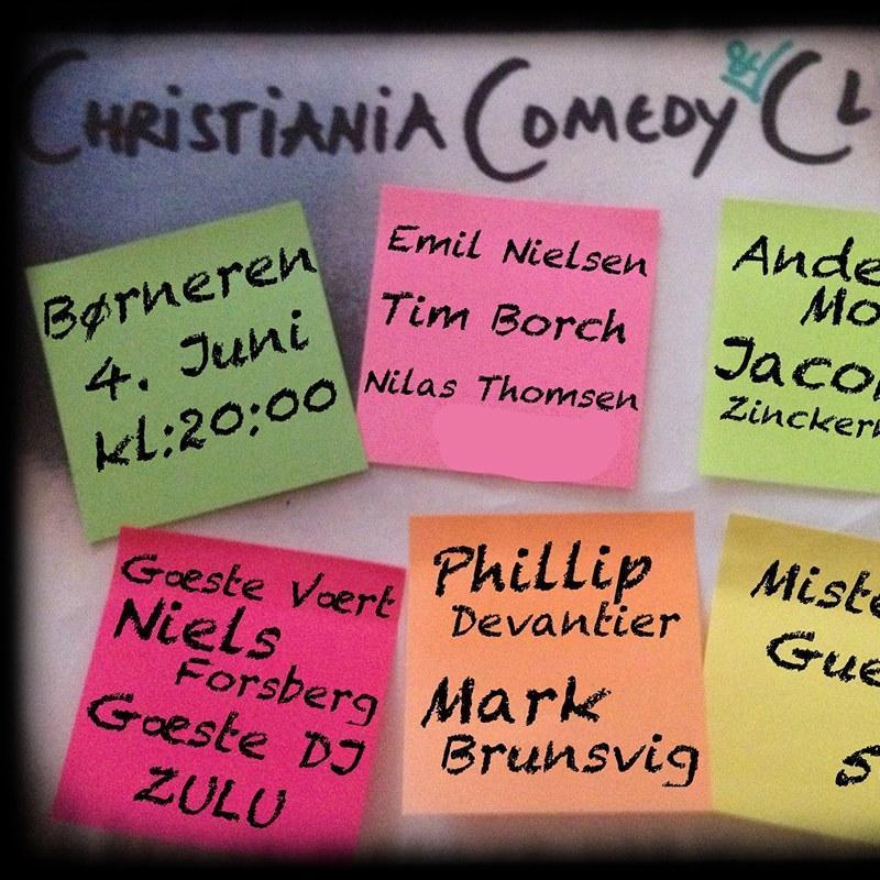 Christiania Comedy Club