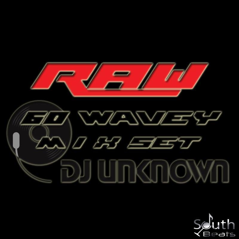 RAW - 60 WAVEY MIX SET