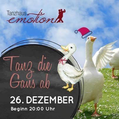 Tanz Die Ganz ab - 26.12.19