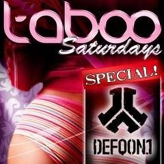 Taboo, 17th September 2011, 1am-2am