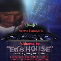 Cyberjamz.com - Tuesday Night Party @ Ed's House Show - 4/9/13 -10:00 PM
