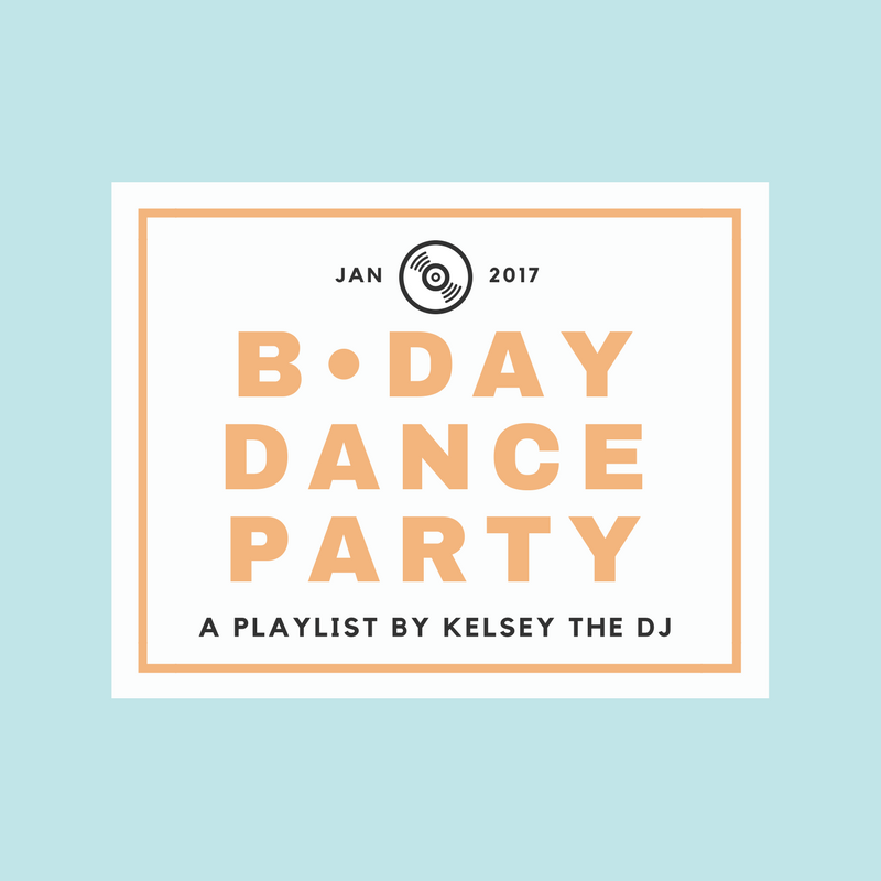 Birthday Dance Party - 2017