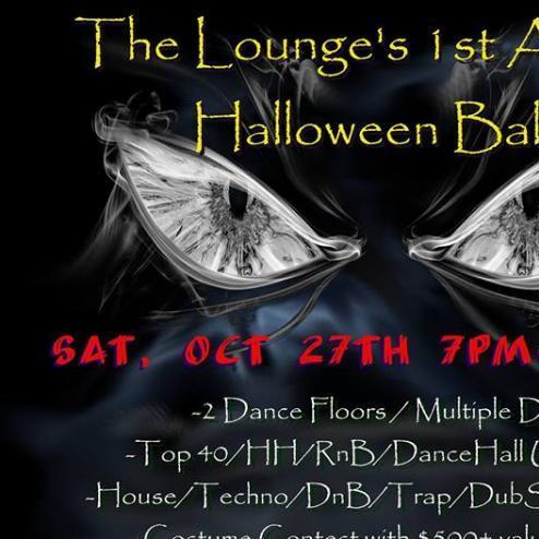 Halloween @ The Lounge (10/27/18)