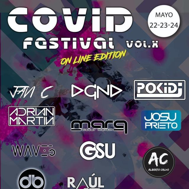 Closing Party COVID Fest