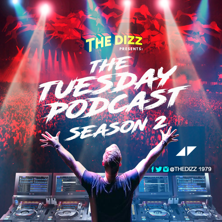 The Tuesday Podcast 4-24-18 [Season 2, Episode 4] [Avicii Tribute]