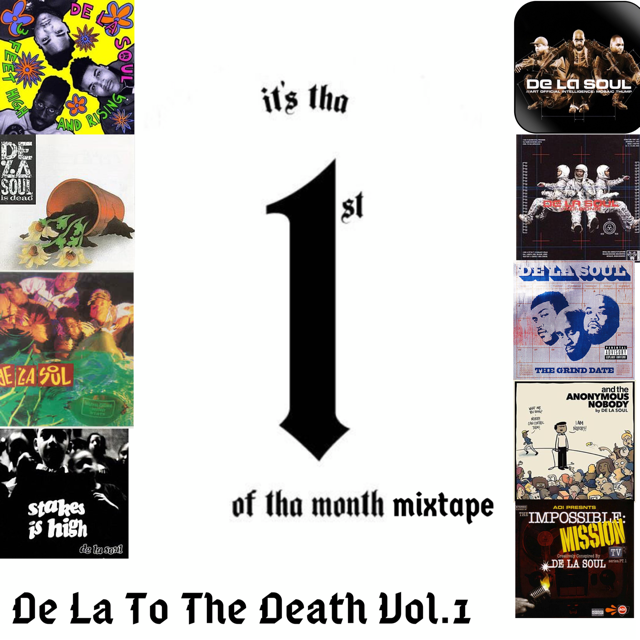 1ST OF THE MONTH MIXTAPE SERIES-THE DAISY AGE1