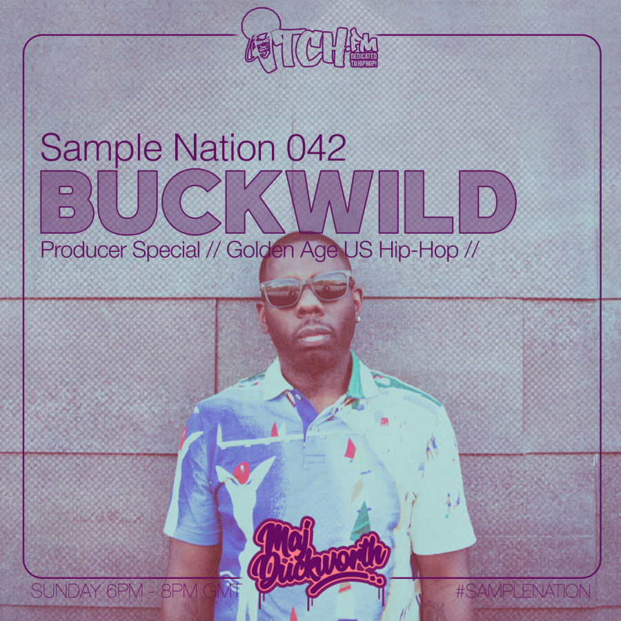 SAMPLE NATION 042 // BUCKWILD
