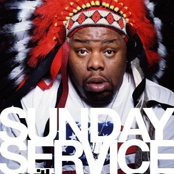 Sunday Service 6/19/11