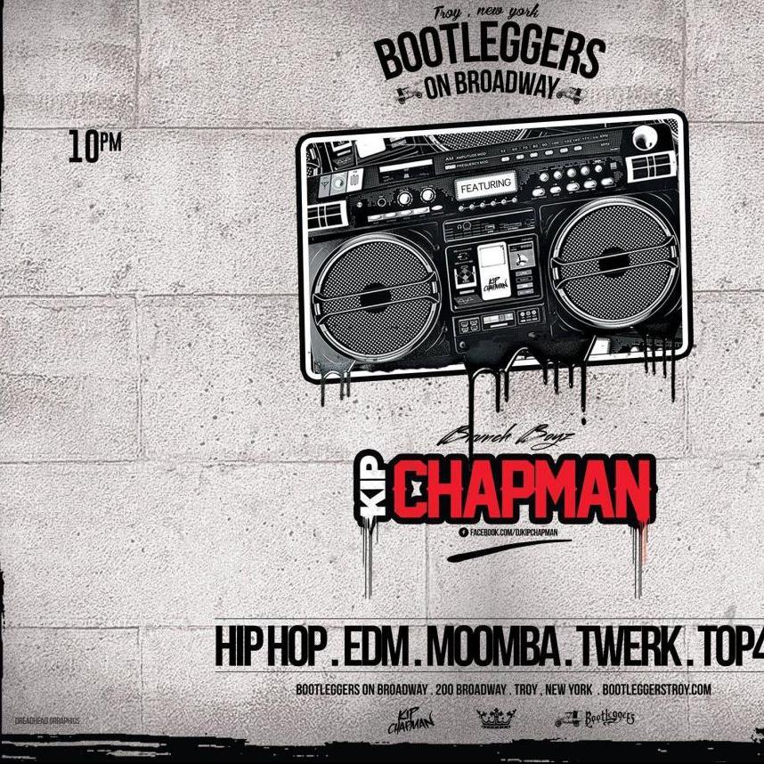 DJ Kip Chapman & Brent Betit @ Bootleggers On Broadway