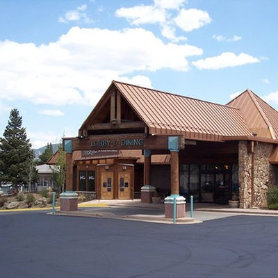 Rocky Mountain Park Inn Wedding
