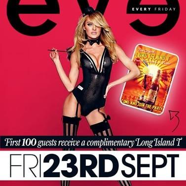 EVE, 23rd September 2011, 12.30am-2.30am