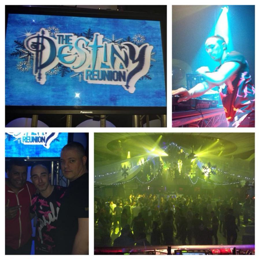 Destiny Nightclub Reunion @ Oceana Watford