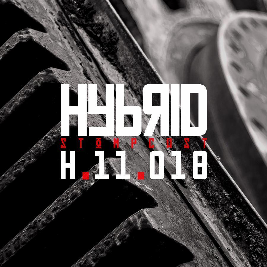 HYBRID // STOMPCAST H.11.018