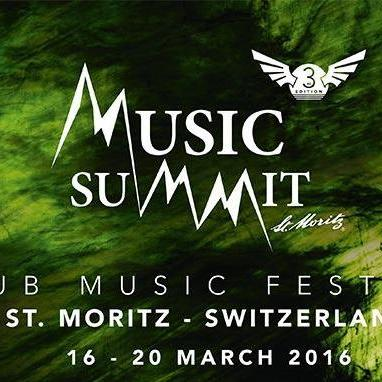 St. Moritz Music Summit 16.03.2016
