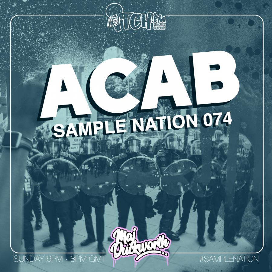 SAMPLE NATION 074 // ACAB