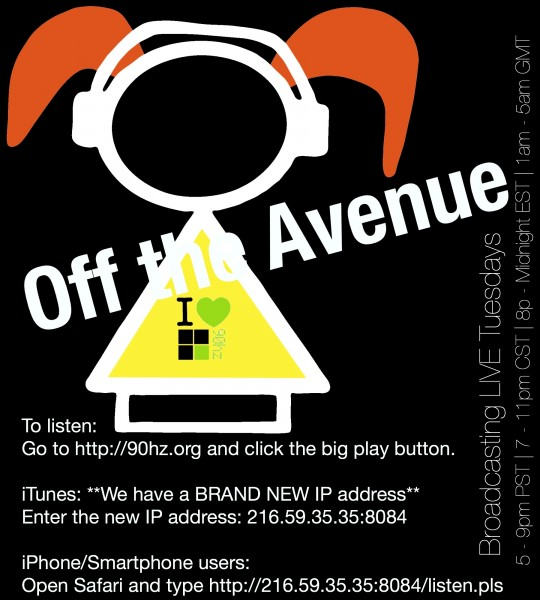 8/24/10 Off the Avenue