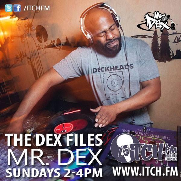 The DeX Files Ep. 168 (Common mix) (19/03/2017)
