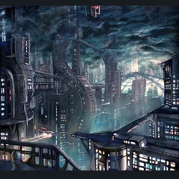 Neuro City Vol 7 -10-08-2017