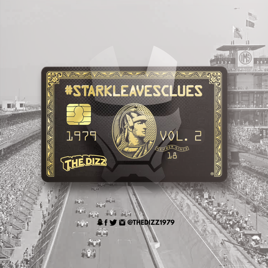 #starkleavesclues Vol. 2 5/25/18