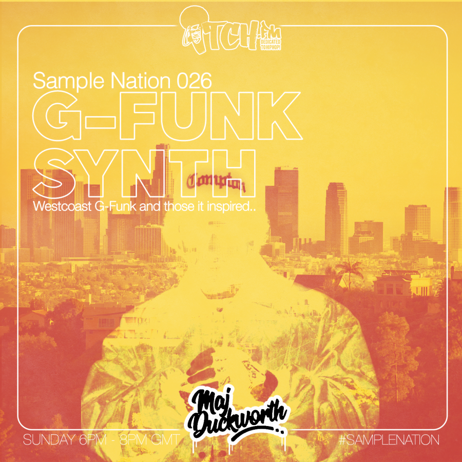 SAMPLE NATION 026 // G-FUNK SYNTH