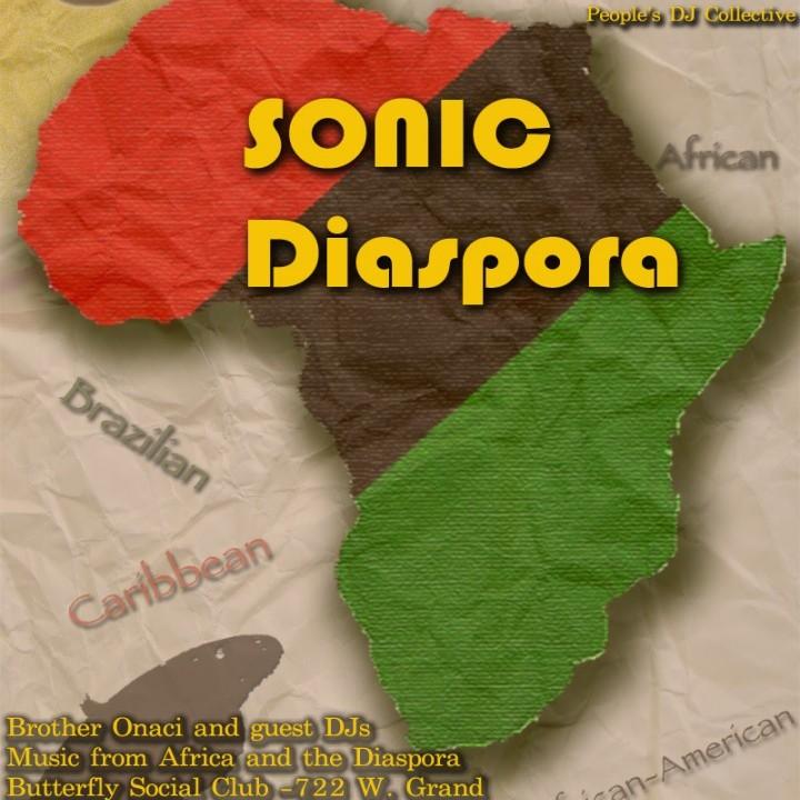Sonic Diaspora Promo