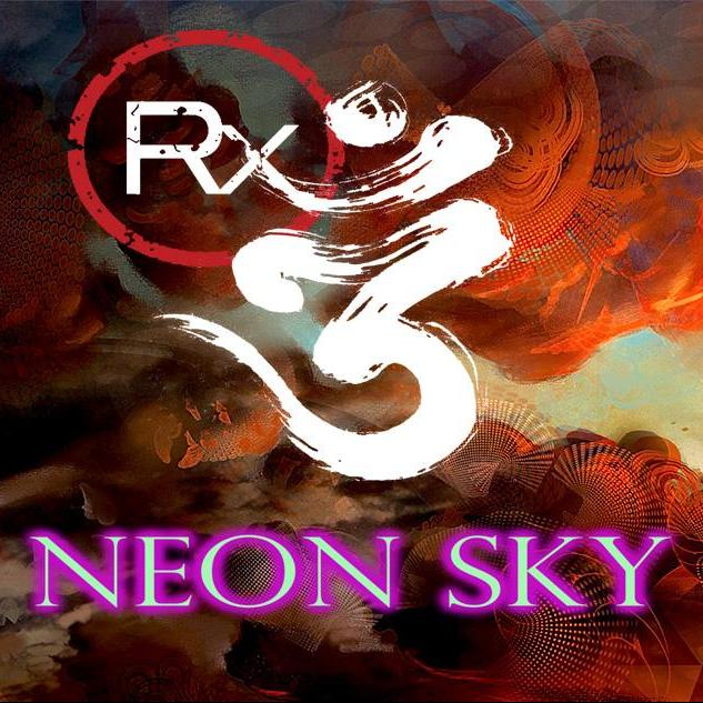 Neon Sky Mix Preview