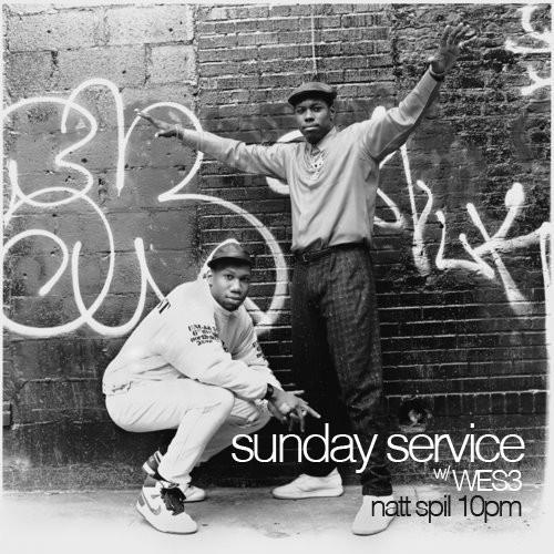 Sunday Service 2/26/12