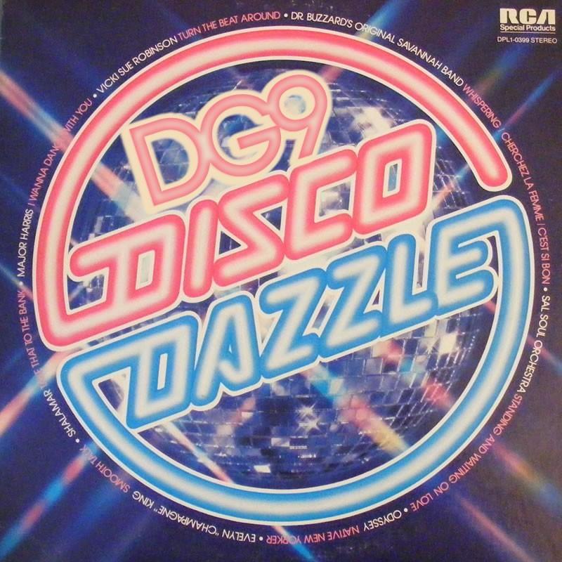 DG9's DISCO DAZZLE