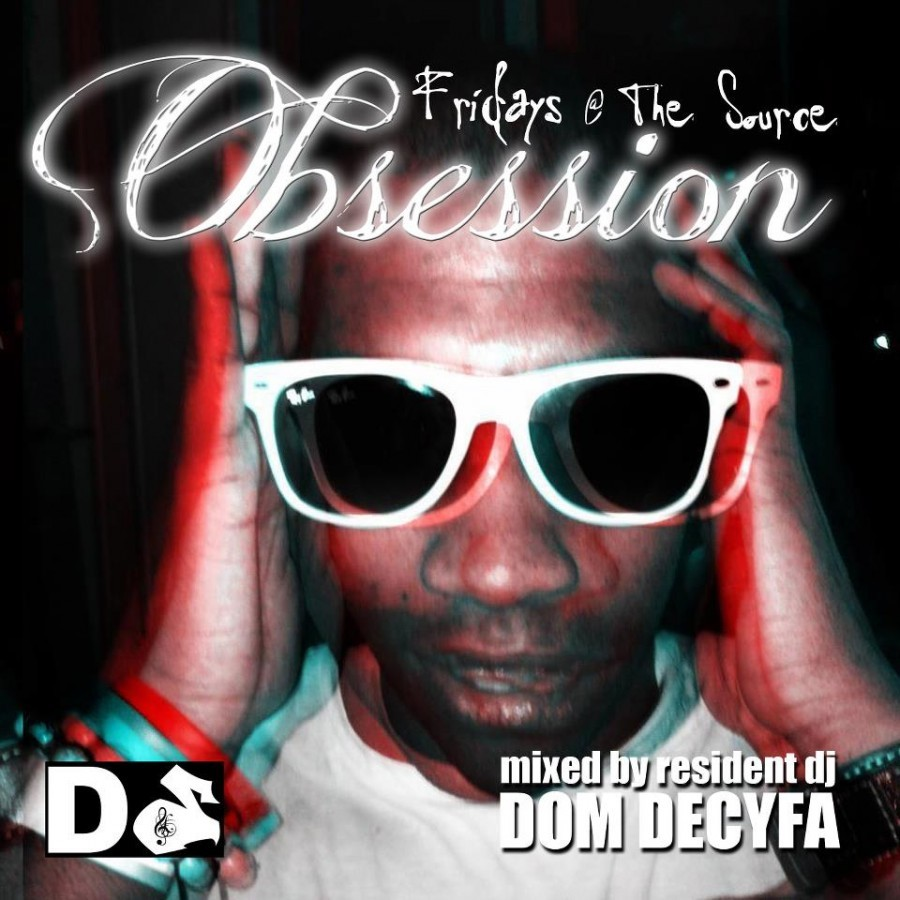 KVS Promotions presents Dom Decyfa - From the Source