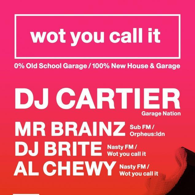 Wot You Call It - 15/08/2014