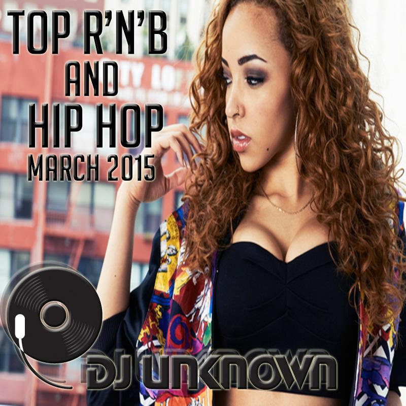Top RnB and HipHop March 2015