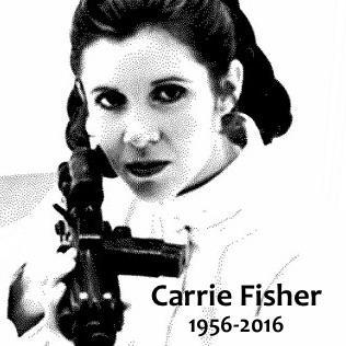 2016-12-27 / Electronica Mix LIVE! #RIPCarrieFisher
