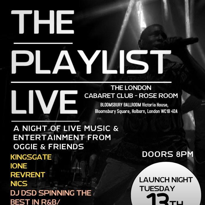 The Playlist Live