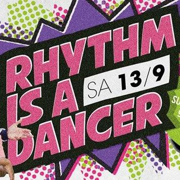 Rhythm is a dancer 13/09