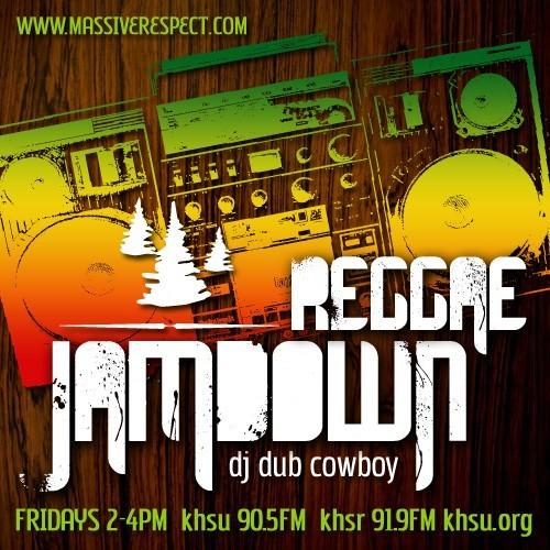 REGGAE JAMDOWN Radio Show Nov 18 2011