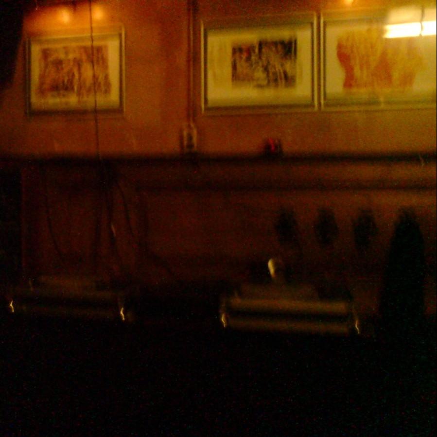 Carnaval in Café