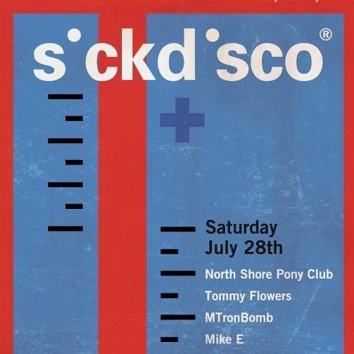 Sick Disco - 29/07/12