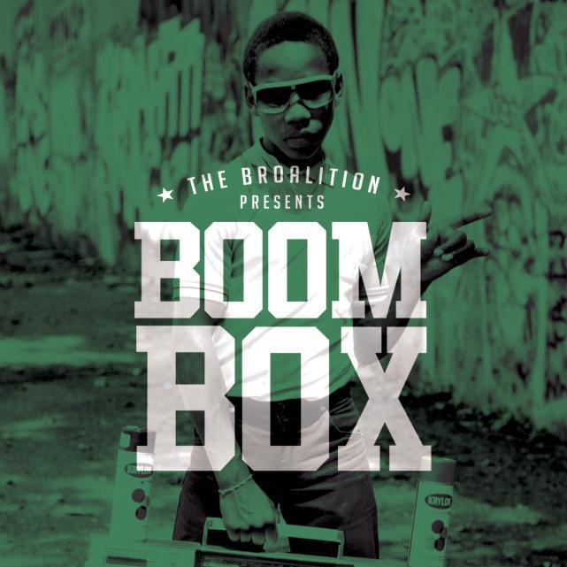 Boom Box Safari