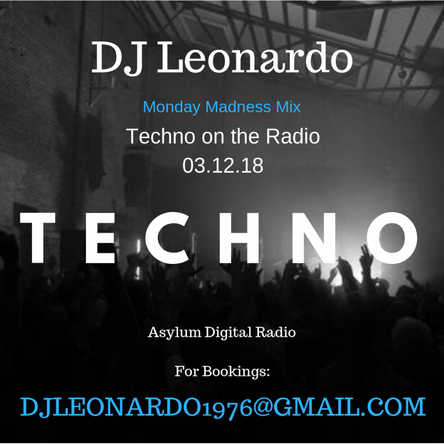 Techno on the 03/12/2018