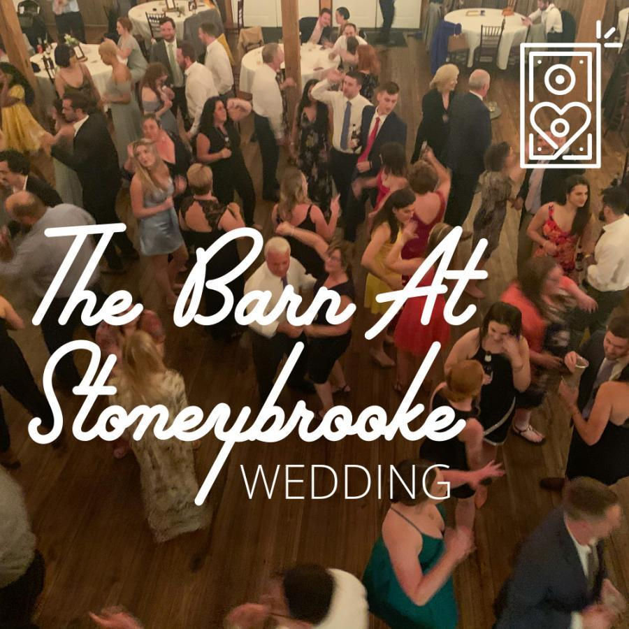 The Barn At Stoneybrooke Wedding - 5/28/21