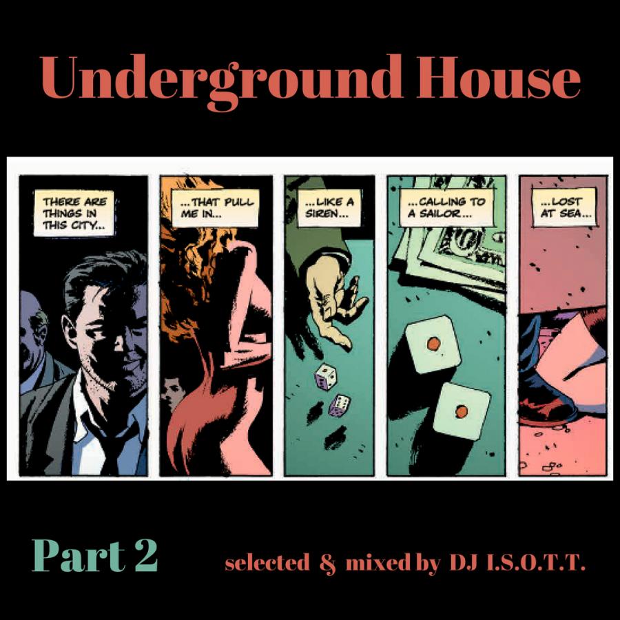 Underground House  part 2