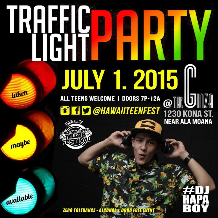 HTMF: Traffic Light Party