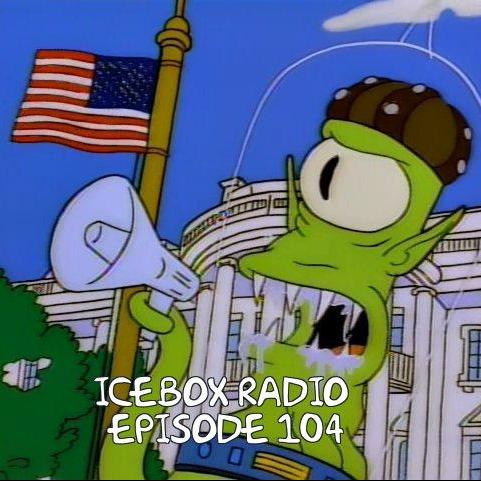 Icebox Radio Show Episode 104